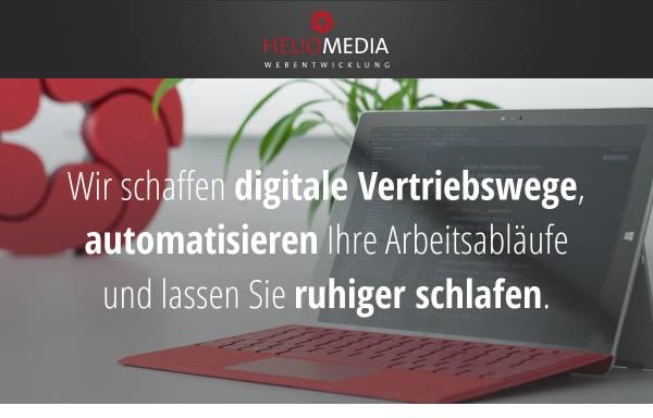 Vorschau von www.heliomedia.de, Heliomedia, Florian Michel