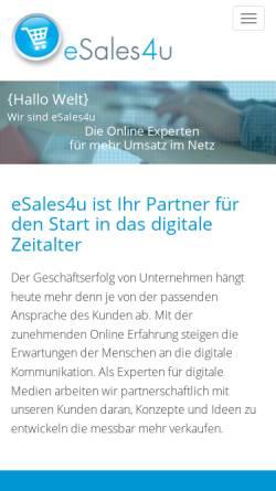Vorschau der mobilen Webseite www.internet-optimal.de, Internet-Optimal, Dunja Freimuth