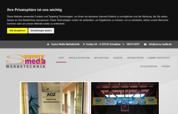 Vorschau von www.sunny-media.de, Sunny Media