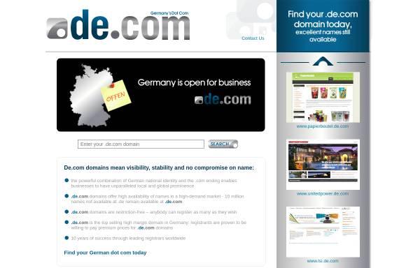 Vorschau von www.homepage-webseiten.de.com, Homepage und Webseiten