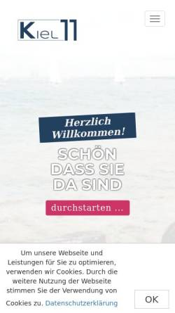 Vorschau der mobilen Webseite www.kuhlage-software.de, Kuhlage Software-Entwicklung GbR