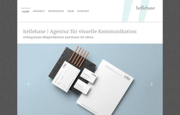 Vorschau von www.hellehase.ch, Hellehase