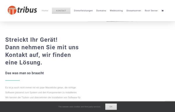 Vorschau von www.enet24.de, Enet24 - Tribus Viktor