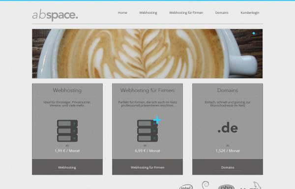 Vorschau von abspace.de, abspace