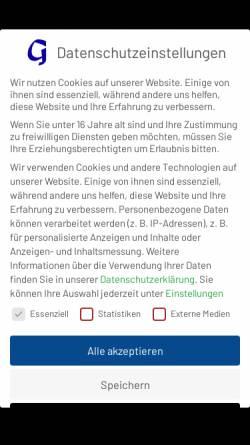 Vorschau der mobilen Webseite www.gnadenalm.com, Obertauern Gnadenalm Webcams
