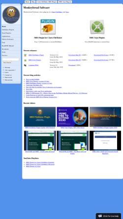 Vorschau der mobilen Webseite www.christians-software.de, Christians Software