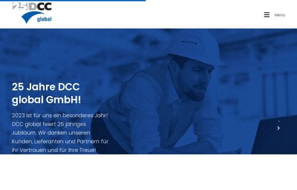 Vorschau von www.dcc-global.com, Dcc global GmbH