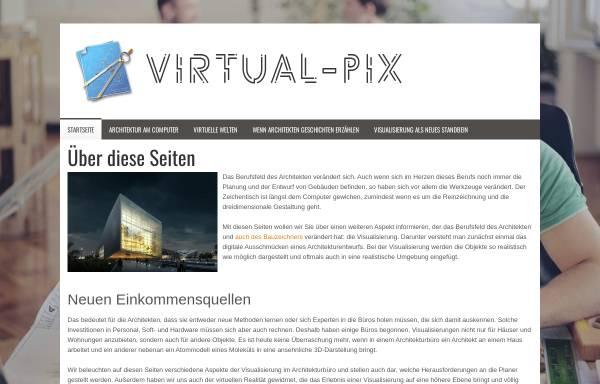 Vorschau von www.virtual-pix.de, Virtual-Pix GmbH