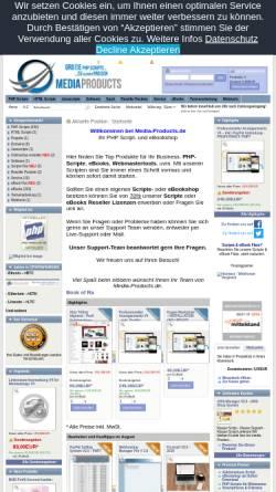 Vorschau der mobilen Webseite www.webmasterabc.de, Peter Michalewicz WebmasterABC