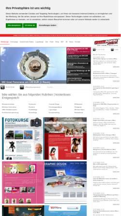 Vorschau der mobilen Webseite www.traumportal.at, Traumportal Webdesign Wien