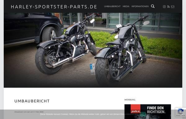 Vorschau von www.harley-sportster-parts.de, Harley-Sportster-Parts