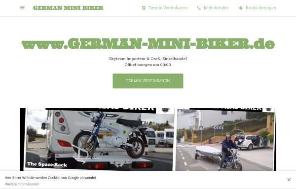 Vorschau von german-mini-biker.de, German Mini Biker by KFZ Import Mayer
