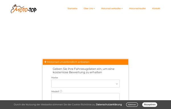 Vorschau von www.moto-top.de, Moto-Top