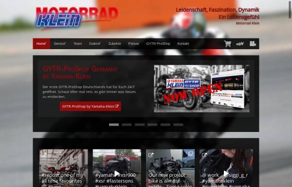 Vorschau von www.motorradklein.de, Motorrad Klein