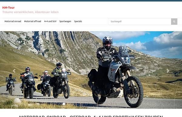 Vorschau von www.hermann-motorrad-reisen.de, Hermann-Motorrad-Reisen
