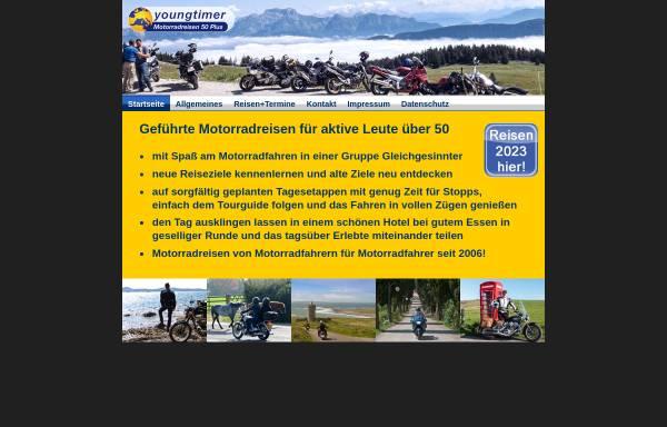 Vorschau von www.youngtimer-motorradreisen.de, Youngtimer-Motorradreisen GbR