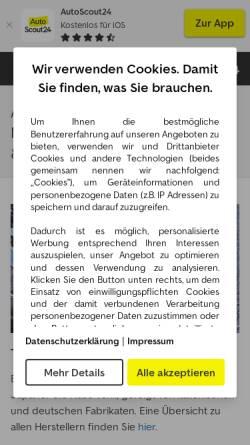 Autoscout24 Motorradverzeichnis Verzeichnisse Und Portale Motorrad