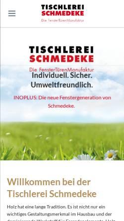 Tischlerei Schmedeke GmbH Tischlereischmedeke.de Tischlerei Schmedeke GmbH