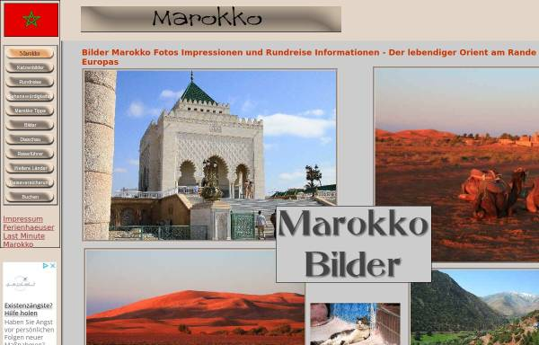 Vorschau von marokko.fototrip.de, Marokko Bilder