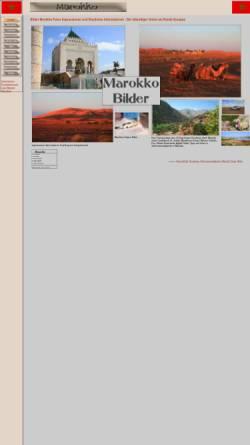 Vorschau der mobilen Webseite marokko.fototrip.de, Marokko Bilder
