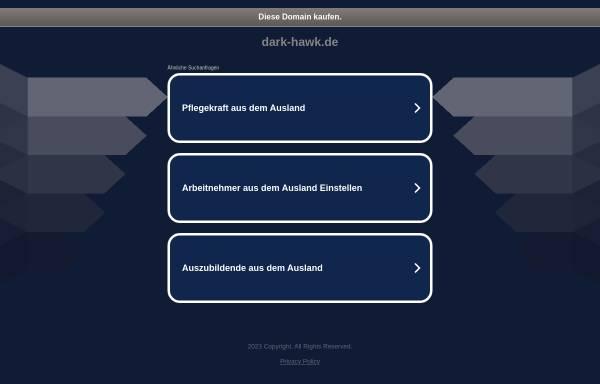 Vorschau von www.dark-hawk.de, Claus Janders PhotoPage