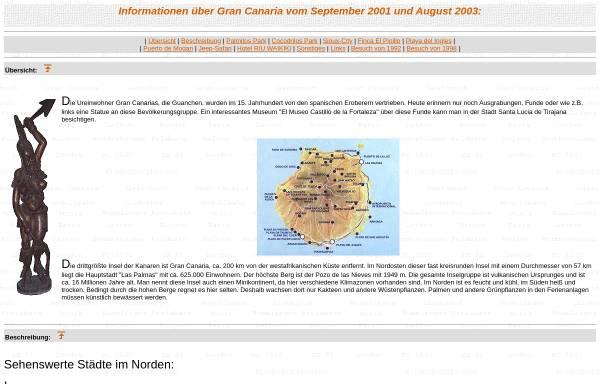 Vorschau von www.juergen-koerner.de, Gran Canaria [Jürgen Körner]