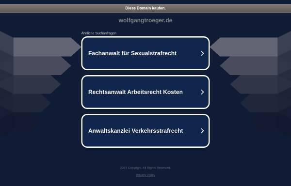 Vorschau von www.wolfgangtroeger.de, Gran Canaria [Wolfgang Tröger]
