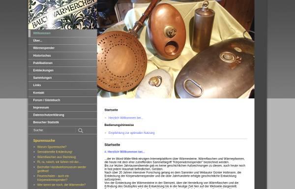 Vorschau von www.koerper-waermespender.de, Körper-Wärmespender