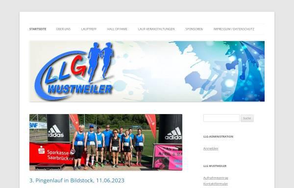 Vorschau von www.llgwustweiler.de, Langlauf-Gemeinschaft-Wustweiler