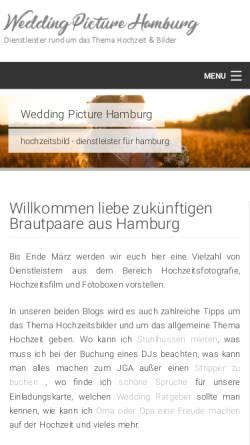 Vorschau der mobilen Webseite www.diggis-hochzeitsforum.de, Diggis-Hochzeitforum.de