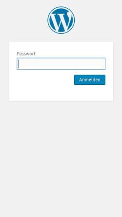 Vorschau der mobilen Webseite www.brautansicht.de, Brautansicht
