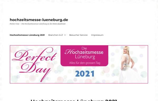 Vorschau von www.hochzeitsmesse-lueneburg.de, Hochzeitsmesse Lüneburg
