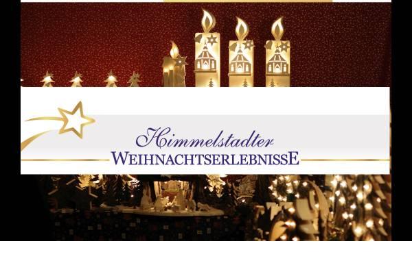Vorschau von weihnachtserlebnisse.de, Himmelstadt Weihnachtsmarkt - Gemeinde Himmelstadt
