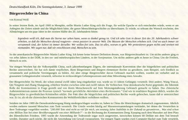 vorschau von wwwblnde konrad wei brgerrechtler in china - Burgerrechte Beispiele