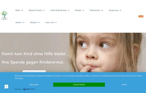 Vorschau von www.jumi-kinderhilfe.de, JUMI KINDERHILFE e.V.