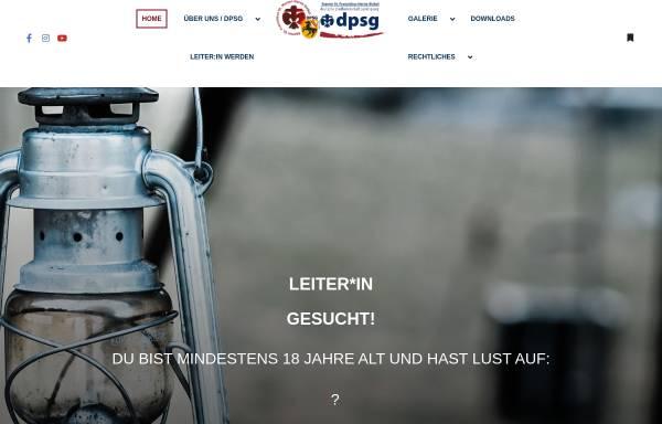 Vorschau von www.dpsg-st-franziskus.de, DPSG St Franziskus Herne