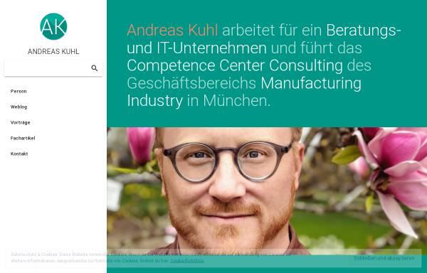 Vorschau von www.andreas-kuhl.de, Kuhl, Andreas