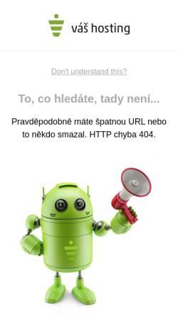 Vorschau der mobilen Webseite www.grkat.nfo.sk, Griechisch-katholische Kirche in der Slowakei