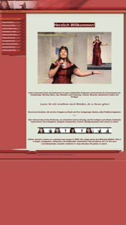 Vorschau der mobilen Webseite www.esther-manuela.com, Esther Manuela Mahler