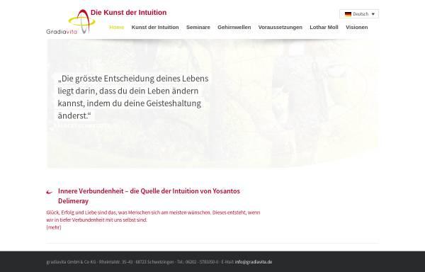 Vorschau von www.gradiavita.de, Gradiavita