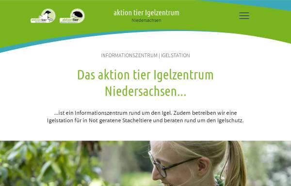 Vorschau von www.igelhaus-laatzen.de, Igel-Schutz-Initiative e.V. - Igelhaus Laatzen/Hannover