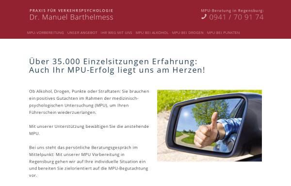 Vorschau von www.auto-nom.de, Barthelmess, Dr. Manuel