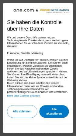 Vorschau der mobilen Webseite www.psychologe-erding.de, Dipl.Psych. Hans-Joachim Steiner