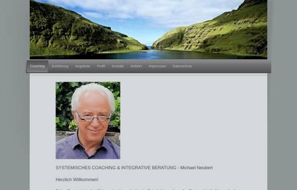 Vorschau von www.der-berater.com, Coaching und Beratung Michael Neubert