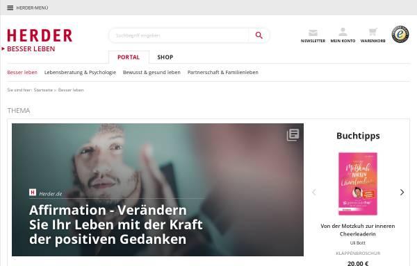 Vorschau von www.gluecklich-leben-akademie.de, Glücklich leben-Akademie