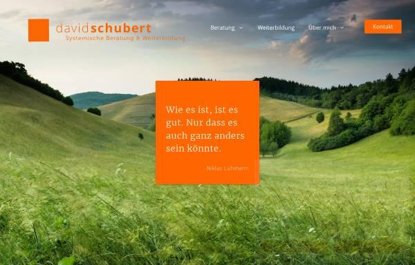 Vorschau von david-schubert.com, David Schubert