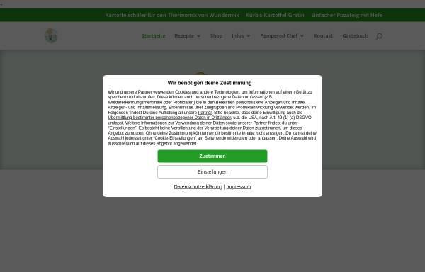 Vorschau von kinderleichtkochen.com, Backwinkel.net