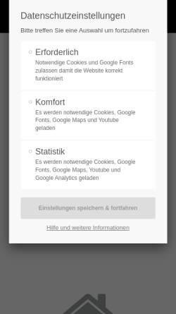 Vorschau der mobilen Webseite www.neuzeit-beratung.de, Neuzeit -Training und Beratung GbR