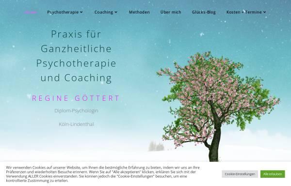 Vorschau von www.regine-goettert.de, Dipl. Psych. Regine Göttert