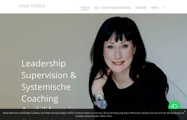 Vorschau von reset-kommunikation.de, Re|set- Kommunikation neu erfahren
